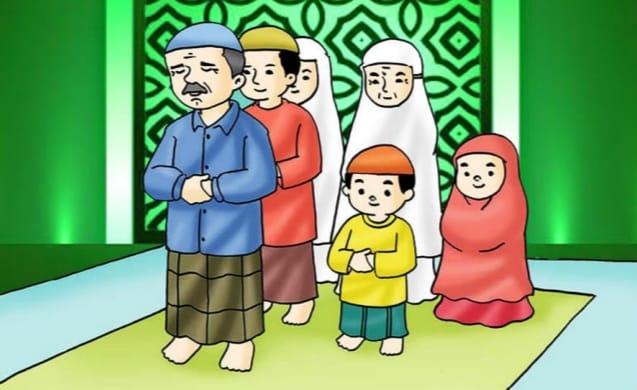 Panduan Praktis Sholat Idul Fitri Di Rumah