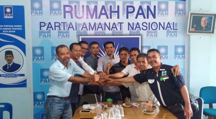 Forum DPC PAN kota Batam dorong Kader Internal Maju Pilwako
