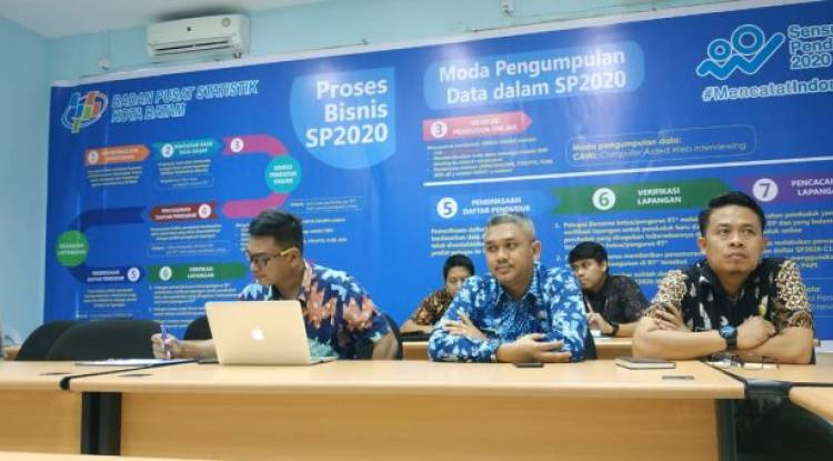 BPS Akan Tugaskan RT Ambil andil dalam Sensus Online 2020