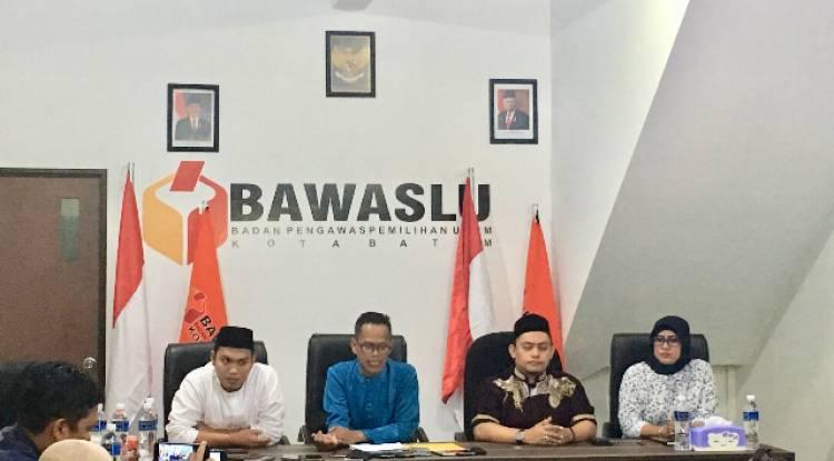 Bawaslu Batam Sosialisasikan Rekrutmen Panwascam