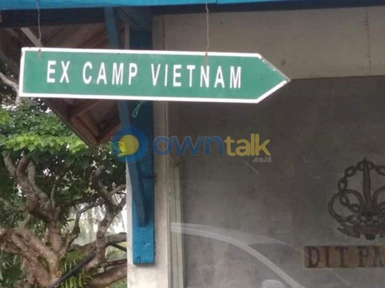 Targetkan Satu Bulan !!, Kawasan Wisata Ex Camp Vietnam akan di ubah Jadi Rumah Sakit Khusus Corona